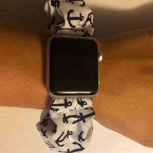 Apple Watch Anchor Scrunchie